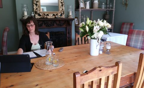 Brilliant Business Meetings at Lodge Farm House