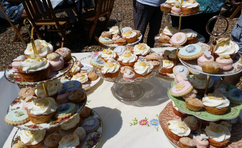 Anyone for Afternoon Tea?