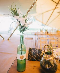 Tipi Wedding Venue